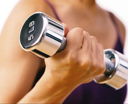 dramatic weight loss - resistance training